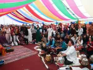 Kirtan Heartsong Your Space Colchester In Essex